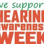 It's Hearing Awareness Week!
