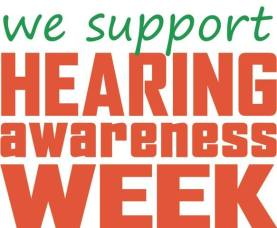 It's Hearing Awareness Week!
